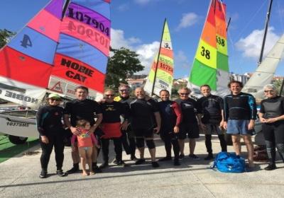 5º passeio 2017 - Algés-Barreiro